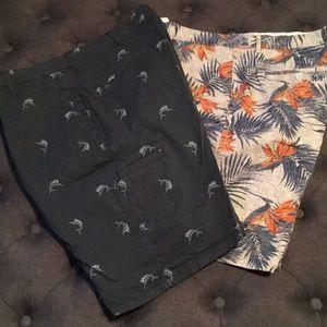 Other - Bundle of Men's Summertime Shorts NWOT